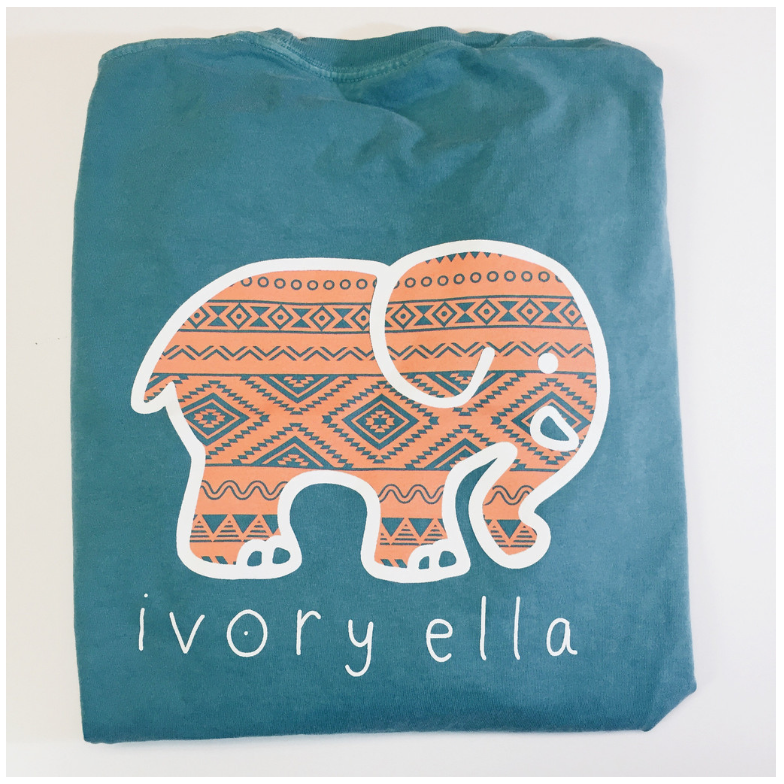 89cb1e477 The other day I was scrolling through twitter (on earth day coincidentally)  and discovered a company called Ivory Ella. The company teamed up with ...
